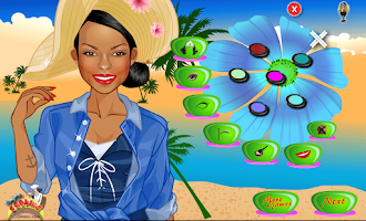 Screenshot of Beach Girl