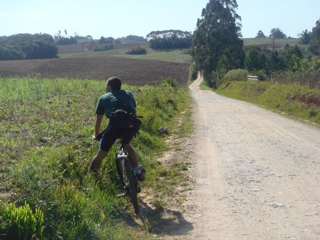 pedal por campo magro