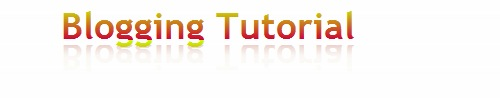 blogging tutoriall