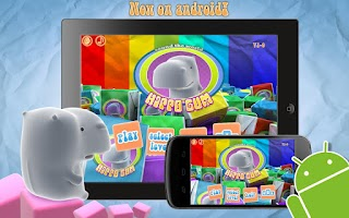 Screenshot of Hippo Gum