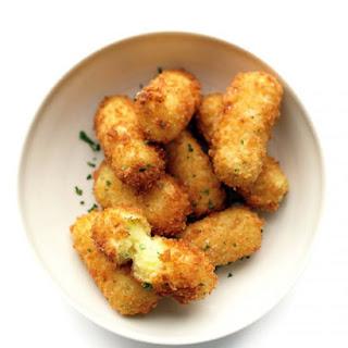 Herb Potato Croquettes Recipes