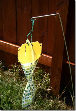 bag a bug - best bug catcher around - for japanese beetles