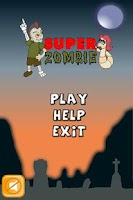 Screenshot of Super Zombie
