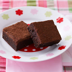 Mexican Chocolate Fudge Brownies