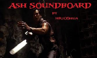 Screenshot of Ash Soundboard