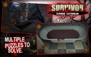 Screenshot of Survivor: Zombie Outbreak
