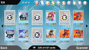 Screenshot of Invizimals™: Hidden Challenges