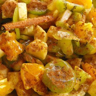 Fruit Salad On A Stick Recipes