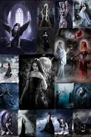 Screenshot of Vampire HD Wallpaper FREE