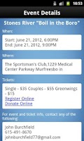 Screenshot of Ducks Unlimited Membership App