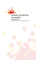 Screenshot of Sydney Symphony Orchestra