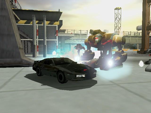 E3 2004: Knight Rider 2