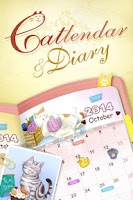 Screenshot of Catlendar & Diary