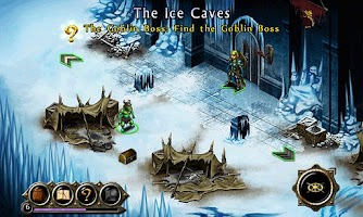 Screenshot of Puzzle Quest 2