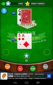 BlackJack 21 Free 154062 APK screenshot thumbnail 14