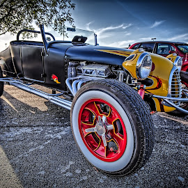Custom Roadster by Ron Meyers - Transportation Automobiles