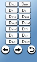 Screenshot of Learn Advanced Guitar Chords