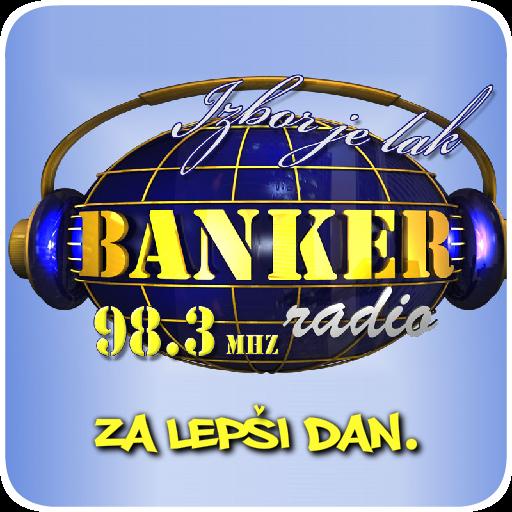 Android aplikacija BANKER radio
