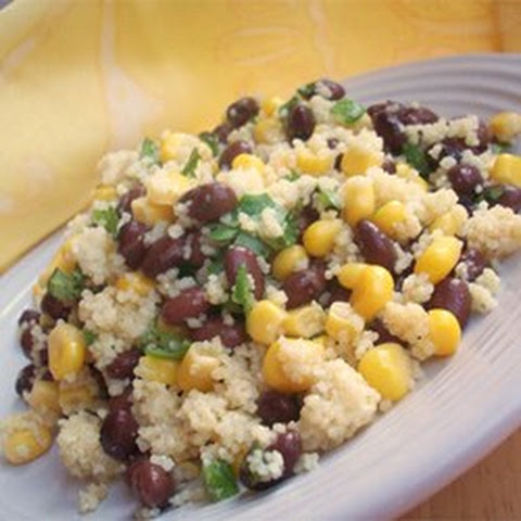 10 best black bean couscous recipes yummly for Couscous food recipe