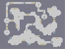 Thumbnail of the map 'Why Must You Be So Diagonal?'