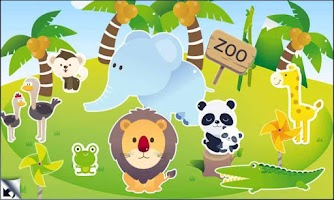 Screenshot of Smart Baby Games F