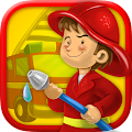 Game Kidlo 3D Fire Fighter For Kids apk for kindle fire
