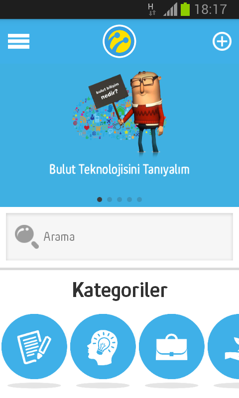 Turkcell Akademi Screenshot 1
