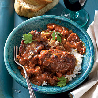 Wine-Braised Oxtails