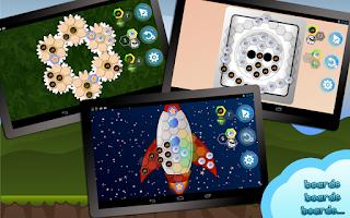 Screenshot of HexxagonHD - Online Board Game
