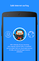 Screenshot of VPN Free VPN Hideninja