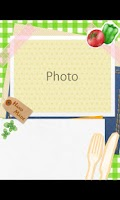 Screenshot of Scrapbooking Theme (Gourmet)