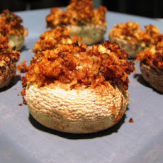Stuffed Mini Mushrooms