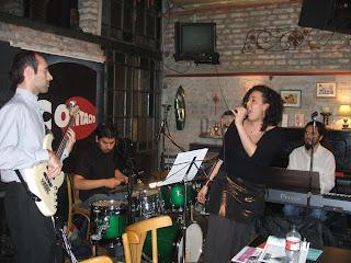 NO STANDARD Grupo Jazz