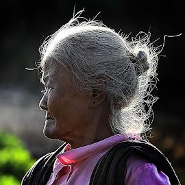 grandparent by Abhirama Arro - People Portraits of Women