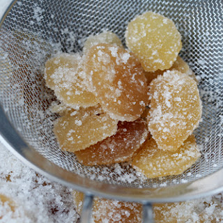 Candied Ginger Recipes