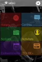 Screenshot of Grup Cube