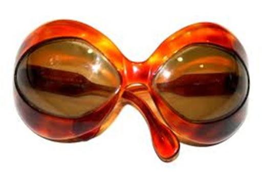 Gafas raras del Museo de Gafas y anteojos de París