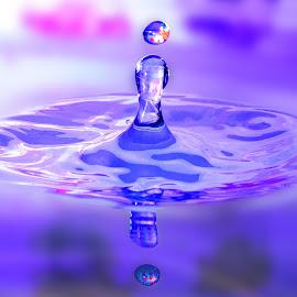 nn by Nirmal Kumar - Abstract Water Drops & Splashes