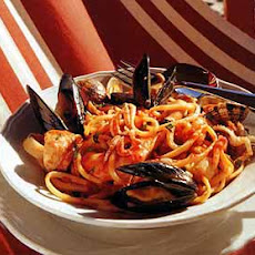 Linguine with Shellfish Sauce