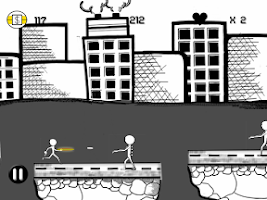 Screenshot of Agent Sketchman - B&W Battle