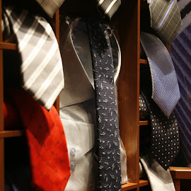 Kravatlin by Mario Horvat - Artistic Objects Clothing & Accessories ( color, colorful, tie, ties, fun, business )