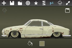 Screenshot of Ghia Generator