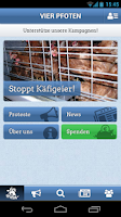 Screenshot of FOUR PAWS