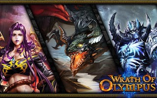 Screenshot of Wrath of Olympus
