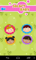 Screenshot of Baby Hair Salon