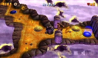 Screenshot of Marball Odyssey Free