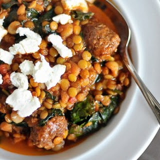 Chicken Chorizo And Lentils Recipes