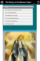 Screenshot of Roman Catholic Mass Guide