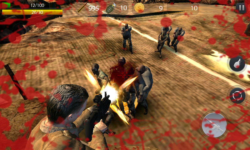 Zombie Hell - FPS Zombie Game Screenshot 5