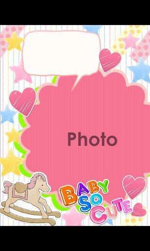 無料摄影Appのみんなでスクラップブッキング テンプレート(赤ちゃん・子供)|記事Game